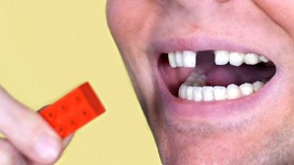 Lego Toy Breaks Tooth