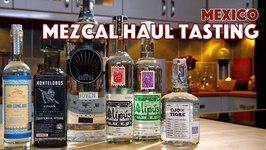Massive - MEZCAL Liquor Haul And Tasting