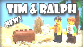 Tim And Ralph - Treasure Hunt - Episode 20