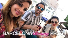 Sangria With Barcelona Beauty Pros - Beauty From Around The World