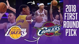 Jordan Clarkson, Larry Nance Jr. To Cavs For Isaiah Thomas, Channing Frye, 2018 First-Round Pick