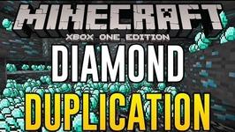 PATCHEDMinecraft Xbox One/PS4 - NEW Duplication Glitch Unlimited Diamonds 2