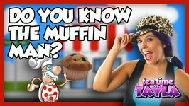 Do You Know the Muffin Man Nursery Rhyme Lyrics
