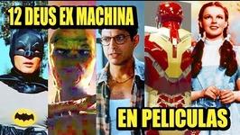 12 EXAMPLES OF DEUS EX MACHINA IN FILMS  Los 12 Más