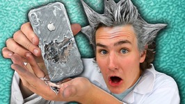 The Gallium Iphone 8 Melts In Your Hands