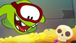 Sunken Ship - Om Nom Videos - Funny Cartoons For Children - Babies Videos - Kids Channel