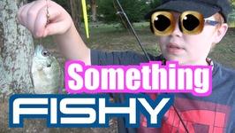 Somethings Fishy - Toy Story 4 Boys Go Lake Fishing
