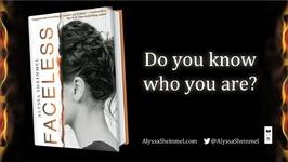 Faceless - Official Book trailer - by Alyssa Sheinmel