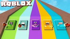 Roblox Adventures - SLIDE BOX RACING TOURNAMENT! - Ultimate Box Racing