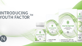 They're Here! New Youth Factor Wellness Solutions