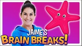 Jaime's Brain Breaks - 11 Deep Sea Core Strength