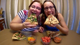 Pizza / Gay Family Mukbang - Eating Show