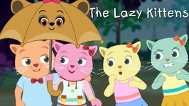 The Lazy Kittens - Cutians Cartoon Comedy Show