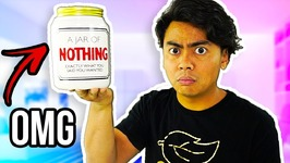 I Bought A Jar Of NOTHING