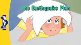 The Earthquake Plan - Family - Animated Stories for Kids