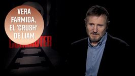 Liam Neeson flirtearía con su compañera en la vida real