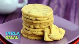 Cheese Cookies - Recipe In Hindi