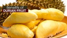 10 Amazing Health Benefits Of Durian Fruit