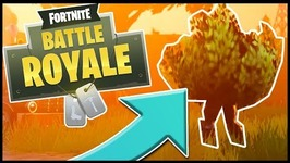 TURN YOURSELF INTO A BUSH?- Fortnite Battle Royale Upcoming Feature