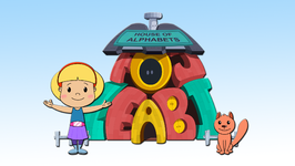 House of Alphabets  Learning the Alphabets Children Learning Songs and Original Songs for Kids