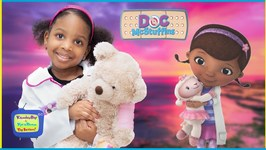 Doc Mcstuffins to the Rescue  Kyraboo Pretend Play