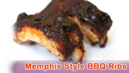 Memphis Style BBQ Ribs