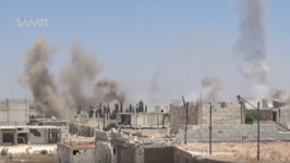 Casualties Reported in Regime Artillery Shelling in Northern Hama Province