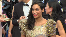 Through The Years: Rosario Dawson