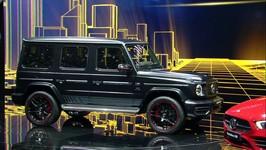 Mercedes-Benz at the Geneva Motor Show 2018