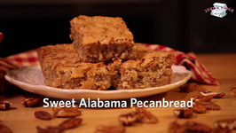 Sweet Alabama Pecanbread