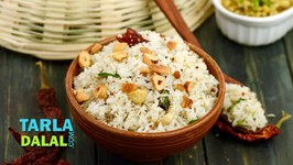Coconut Rice, South Indian Coconut Rice