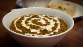 Dal Makhani Recipe Restaurant Style - How To Make Punjabi Dal Makhni