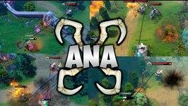 ANA RUBICK HOOKS Dota 2 Highlights