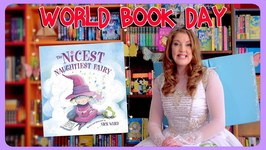 The Nicest Naughtiest Fairy Read By The Phonic Fairy - World Book Day Special