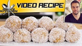 Graham Cracker Balls