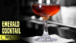 How To Make The Emerald Cocktail
