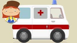 Doctor McWheelie and Ambulance