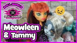 Monster High Doll Series Skull Academy s03 ep30