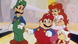 Episode 25 Season 1 Super Mario Bros - Super Show: The Pied Koopa