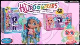 Hairdorables Series 3 & Hairdorables Pets Series 2