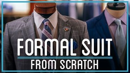 How to Make a Formal Suit from Scratch  HTME: Remix