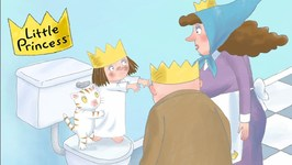 I Don't Like Taking Baths - Cartoons For Kids - Little Princess -  Episode 39