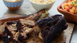 Texas-Style Barbecue Short Ribs
