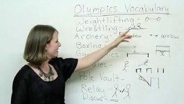 Learn English - Vocabulary - The Olympics