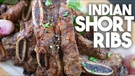 Indian Beef Short Ribs - Easy BBQ Recipe