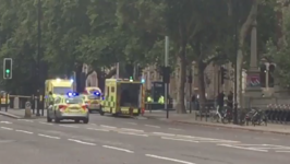 Multiple People Injured After Car Ploughs into Crowd Outside London Museum