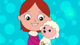 Mary Had A Little Lamb  Popular Children's Nursery Rhymes