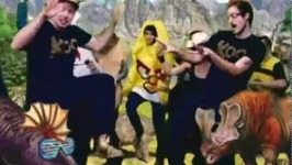 Dinosaur Stomp (Official Video)