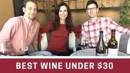 Master Somm Reveals The Best Wine Under 30 Bucks