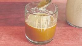 DIY Chai Almond Milk